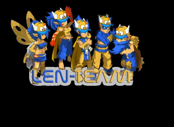 Bienvenu sur le blog de Len et Pro