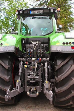 tracteur fendt 2015