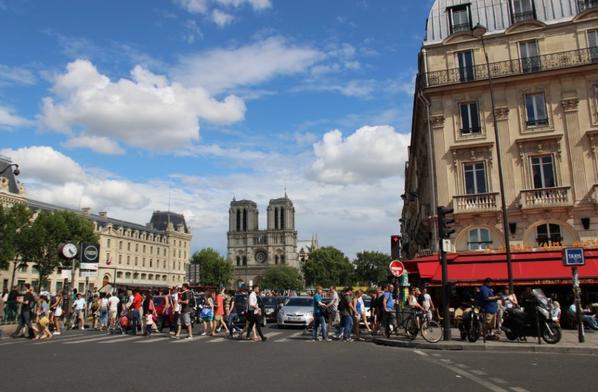 Une journée à Paris <3