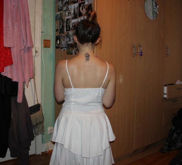 j'ai besoin d'avis pour le tatoo (c'est un tatoo éfémère mais j'envisage de me le faire)
