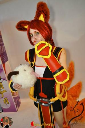 Foxfire Ahri - League of Legends