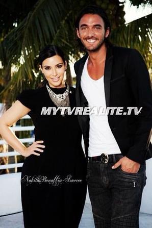 Kim kardashian + Thomas et Nabilla
