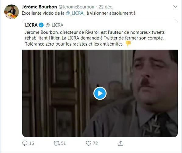 Jérome Bourbon de Rivarol