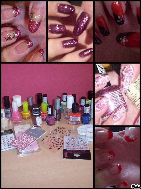 ma nouvelle passion....mes ongles :D