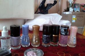 ma nouvelle passion....mes ongles :D