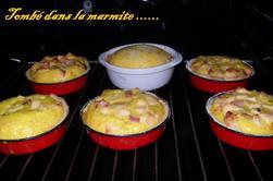 Tartelettes Carottes et Vache Qui Rit