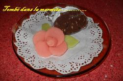 """ SAUCISSON ""au chocolat"