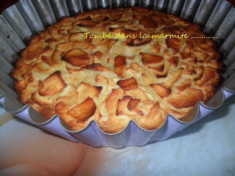 """Gâteau  aux pommes et """"sans beurre """"!!!!!!!!!!!!!!!!!!!!!!!!"""