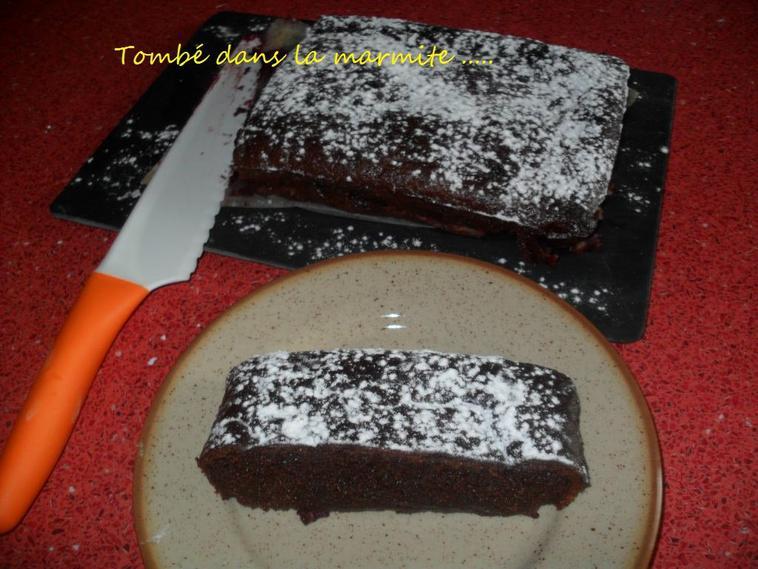Moelleux aux petits suisses et chocolat