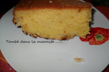Le gâteau aux pommes de SASHA !!!!