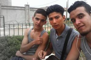 Avec mes ami :D