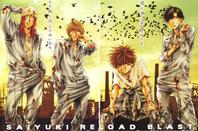 SAIYUKI RELOAD BLASTTT!!XD