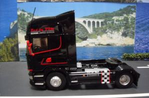 SCANIA R 730 V8 TOPLINE RED BY BRM LIMITED EDITION ELIGOR REF:116009