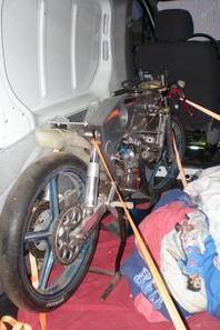 Le 05/03/2011 : Retour du Groupe 3 Bevan avec mon pote Seb !