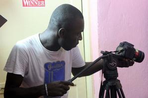 TOURNAGE DU FILM `` LE CIEL SUR LA TERRE´´