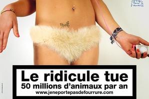 Stop au massacre pour la fourrure !!!
