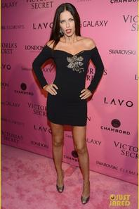 justin bieber de sortie  Victoria's Secret Fashion Show After Party!