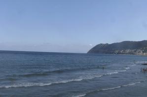 La côte d'azure