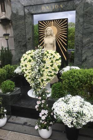 Montmartre 28 avril 2018-31 ans deja-DALIDA
