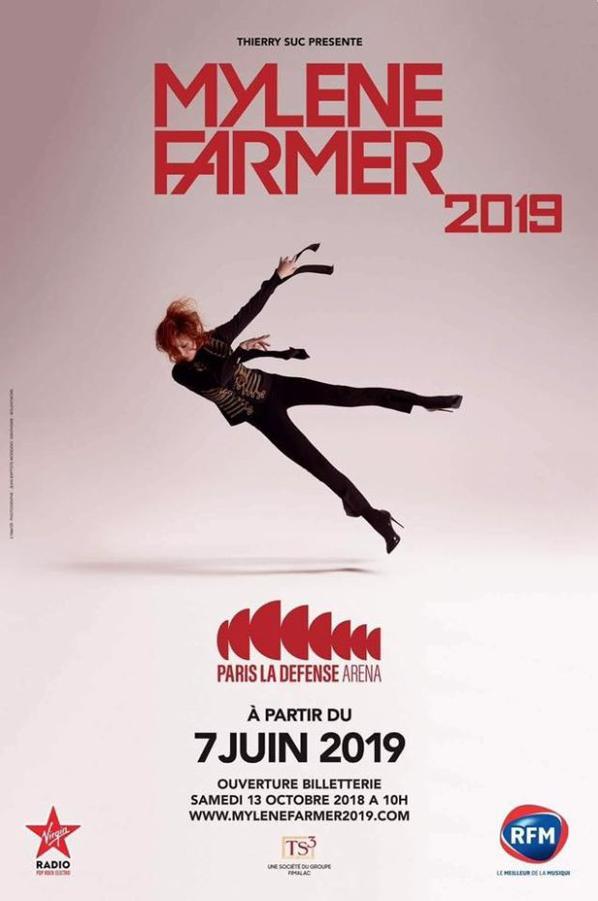 MYLENE FARMER _2018
