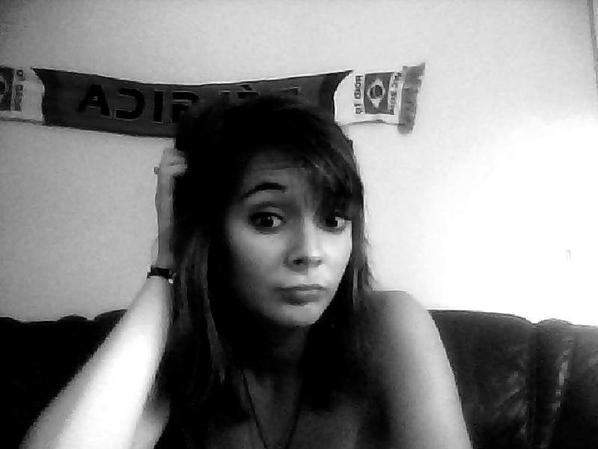 duck face ! X)