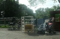 allée du camping derrière weldom