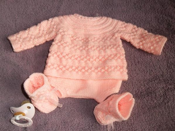 Layette taille 42 cm
