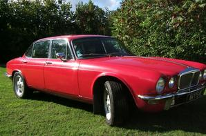 Daimler Sovereign 1976.