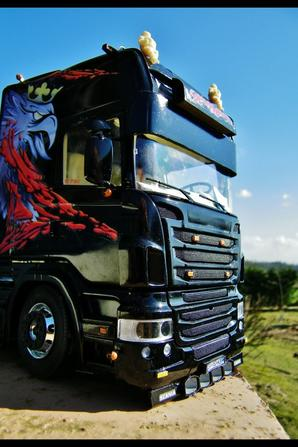 Scania R730 Italerie
