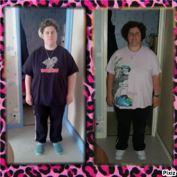 Quelque photo de moi et mon changement