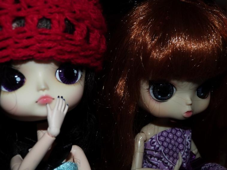 ichi et son amie cindy