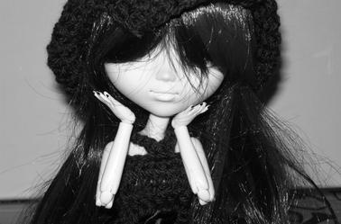 yuki et sa nouvelle tenue