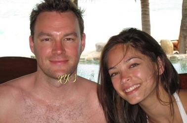 Exclusive pictures of Kristin Kreuk to the late spring of 2010 on beautiful Necker Island !