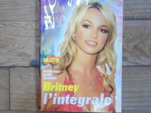 Petits magazines que sur BRITNEY !!