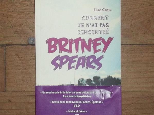 Livres qui parlent de BRITNEY !!