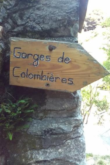 Un petit coin de paradis - Gorges de Colombieres