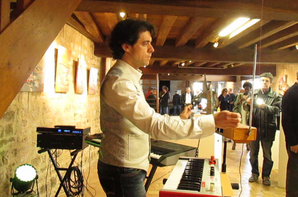 Vernissage Musical au Four Pontet de Magné