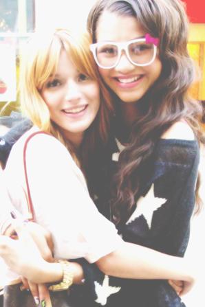 Bella Thorne et Zendaya