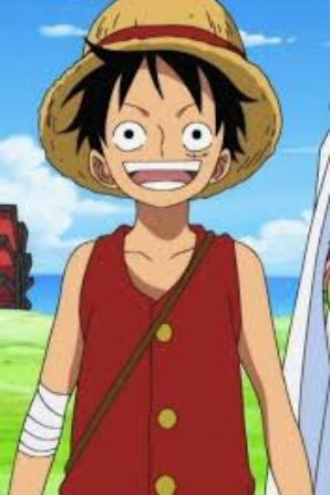 Luffy  !
