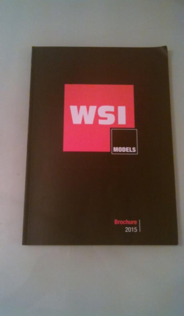 Brochure 2015 WSI !