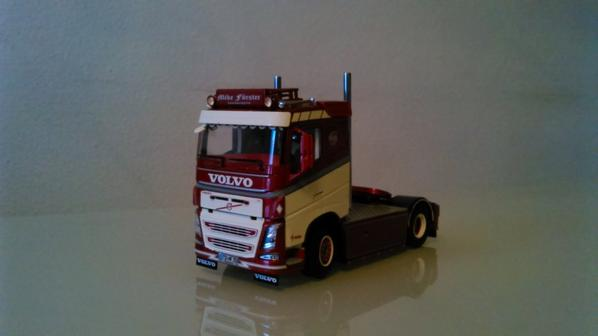 Volvo  FH 4 Mike Forster