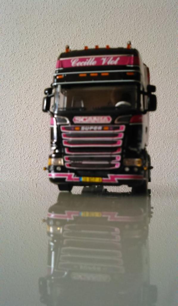 Scania  Streamline Cécile Vlot