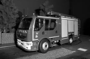 FPTSR Renault midlum double cabine