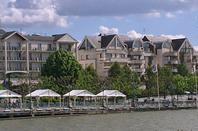 Marche autour du lac d Enghien les Bains 95