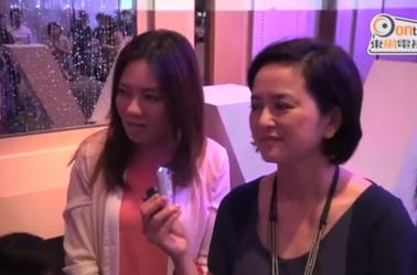 Loletta Lee et Gloria Yip  interview