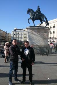 Espagne MAdrid