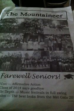 Goodbye Seniors.. :'(