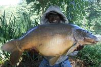 L'amis Dian - 16kg en rivière !!!