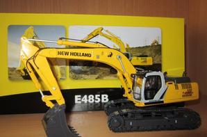 excavatrice  New Holland
