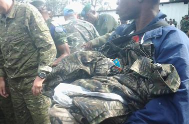 RDC: Des pilotes de la Monusco arrêtés pour trafic d'uniforme des FARDC